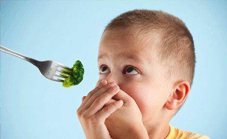 בררנות וסרבנות באכילה